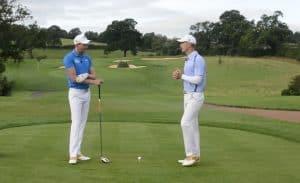 Beginner Golfer