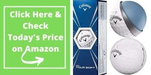 Callaway HEX Tour Soft Golf Ball Review -check price