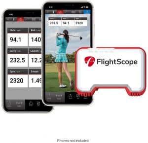 Flightscope Mevo Mobile Apps