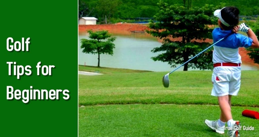 Golf Tips for Beginners Feature