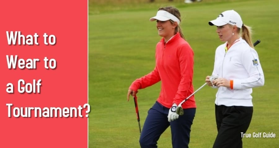 what to wear to a golf tournament 1